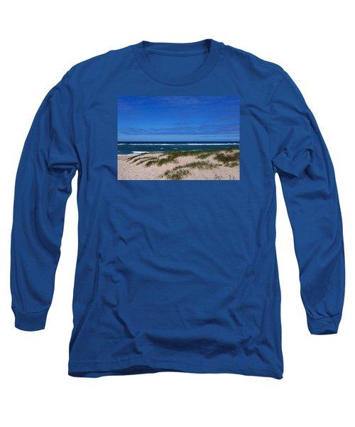 Race Point Beach Long Sleeve T-Shirt by Catherine Gagne