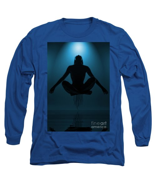 Reaching Nirvana.. Long Sleeve T-Shirt