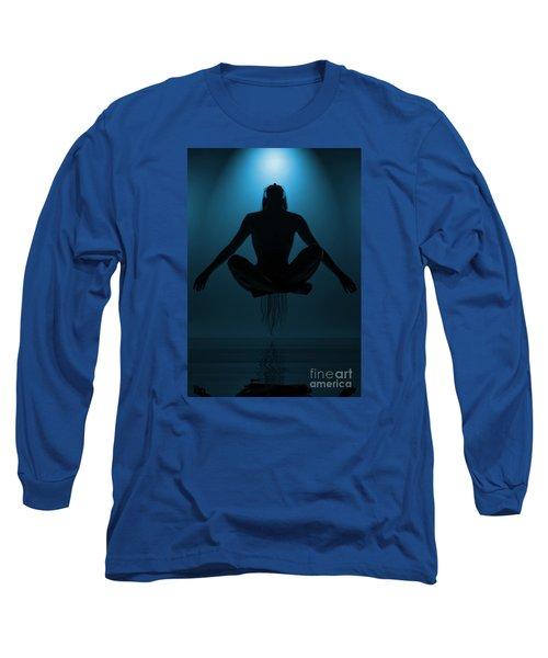 Reaching Nirvana.. Long Sleeve T-Shirt