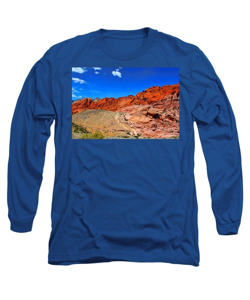 Red Rock Canyon Long Sleeve T-Shirt