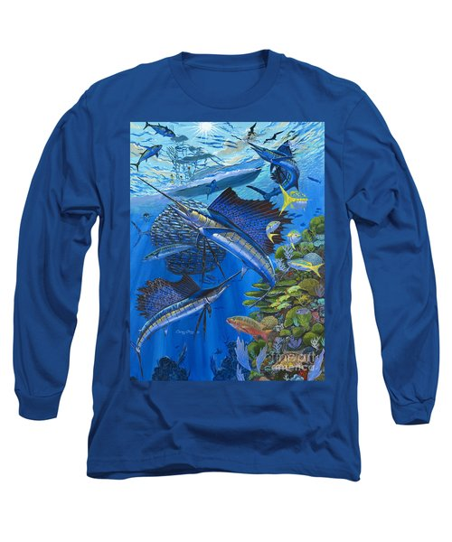 Reef Frenzy Off00141 Long Sleeve T-Shirt