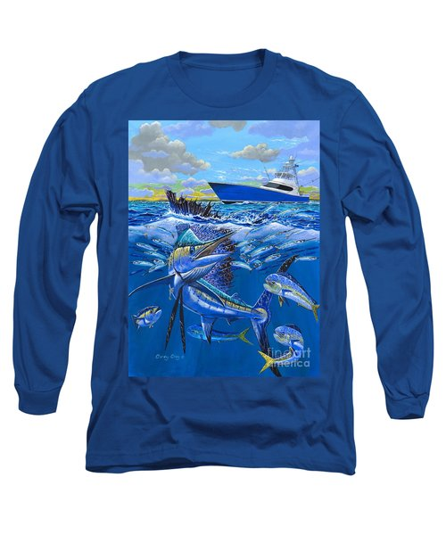 Reef Sail Off00151 Long Sleeve T-Shirt