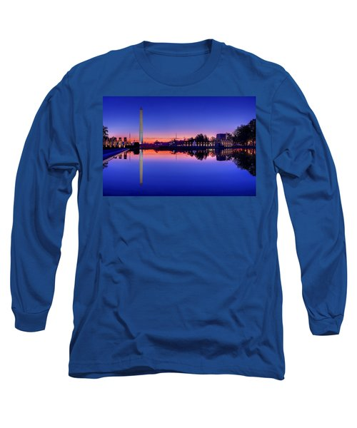 Reflections Of World War II Long Sleeve T-Shirt