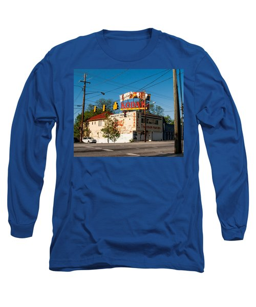 Long Sleeve T-Shirt featuring the photograph Remember When? by Robert L Jackson