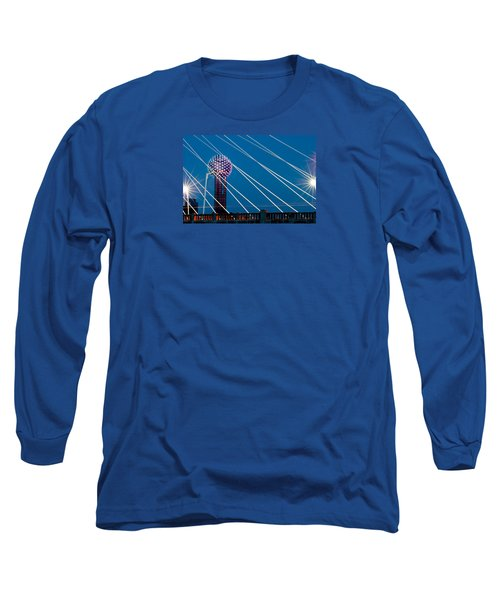 Reunion Tower Long Sleeve T-Shirt