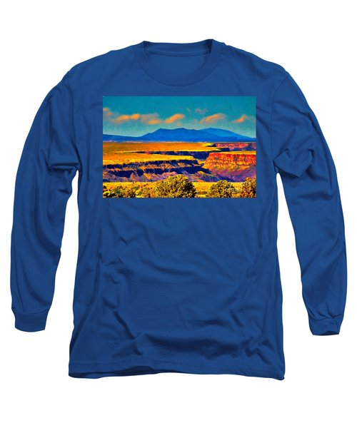 Rio Grande Gorge Lv Long Sleeve T-Shirt