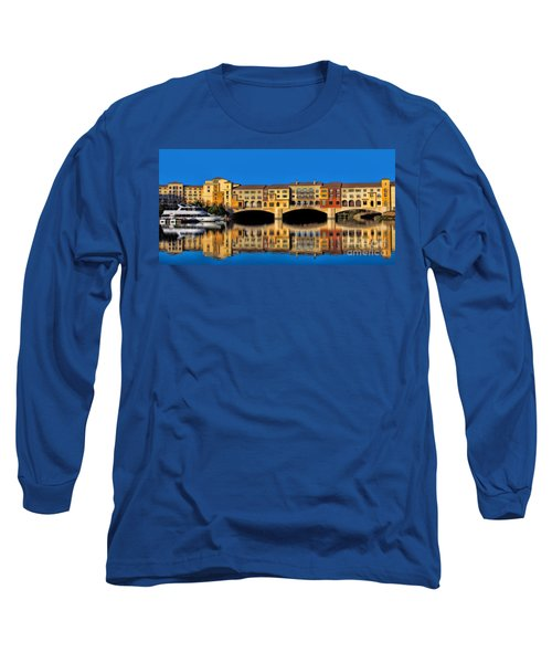 Long Sleeve T-Shirt featuring the photograph Ritzy by Tammy Espino