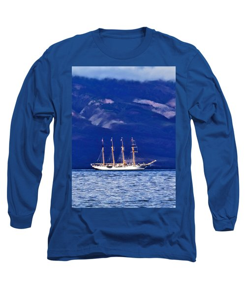 Long Sleeve T-Shirt featuring the photograph Road To Lahaina 34 by Dawn Eshelman