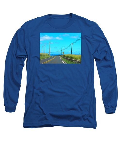 Road To The North Shore Long Sleeve T-Shirt