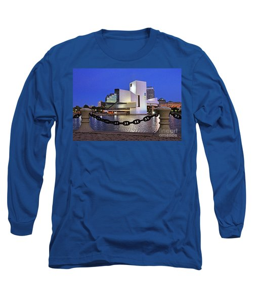 Rock And Roll Hall Of Fame - Cleveland Ohio - 1 Long Sleeve T-Shirt