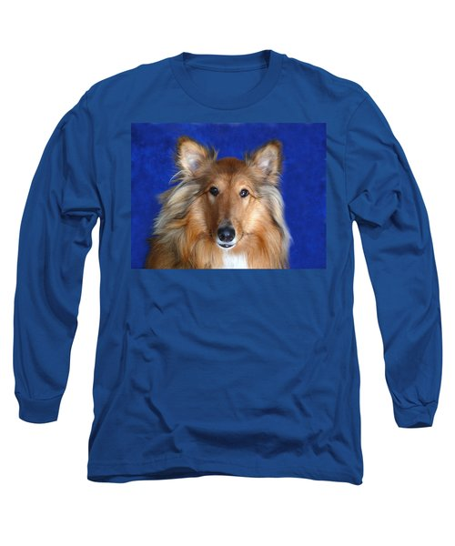 Long Sleeve T-Shirt featuring the photograph Rosie by Evelyn Tambour