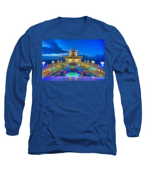 Royal Carribean Cruise Ship  Long Sleeve T-Shirt