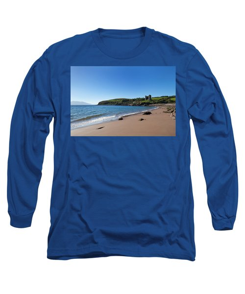 Ruined 16th Century Minard Castle Long Sleeve T-Shirt