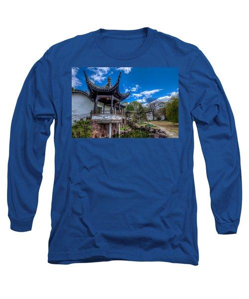 Sacred Garden Long Sleeve T-Shirt