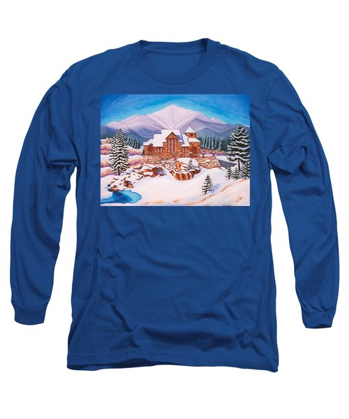 Saint Catherine Chapel Long Sleeve T-Shirt