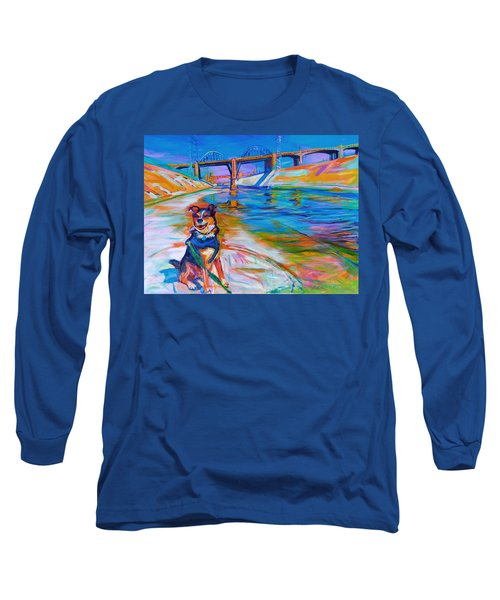 Scout The River Guard Long Sleeve T-Shirt