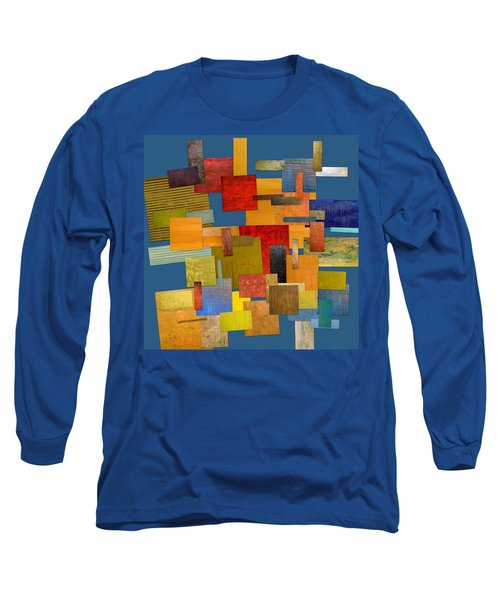 Scrambled Eggs Lv Long Sleeve T-Shirt