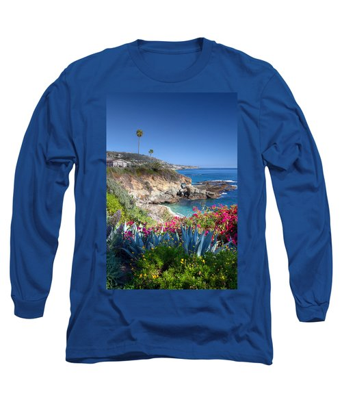 Sea Arch At Montage Resort Long Sleeve T-Shirt