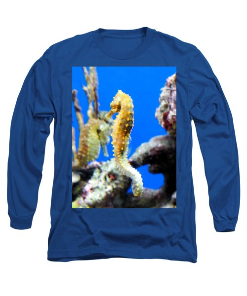 Sea Horses Long Sleeve T-Shirt