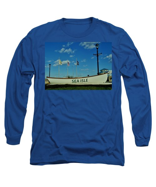 Sea Isle City Long Sleeve T-Shirt