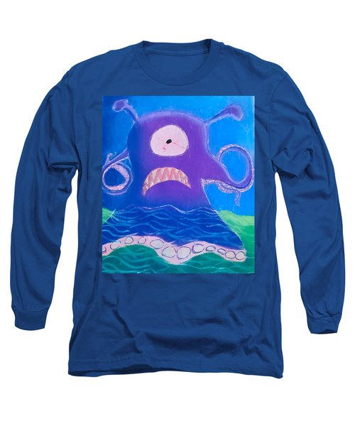 Monsterart Sludge Long Sleeve T-Shirt