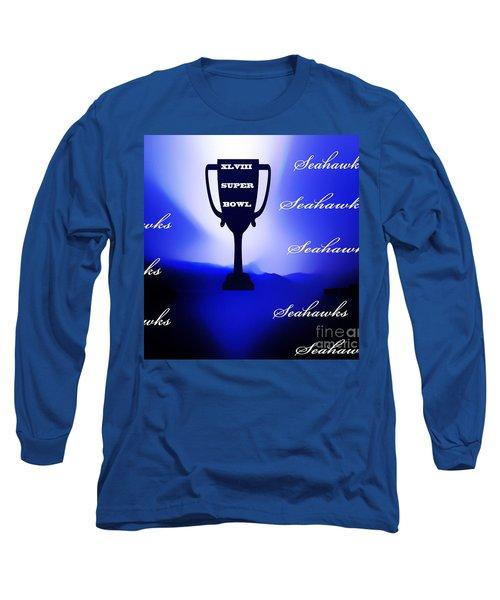 Seahawks Super Bowl Champions Long Sleeve T-Shirt