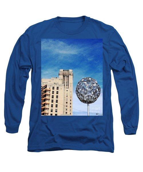 Sears Crosstown Memphis Long Sleeve T-Shirt
