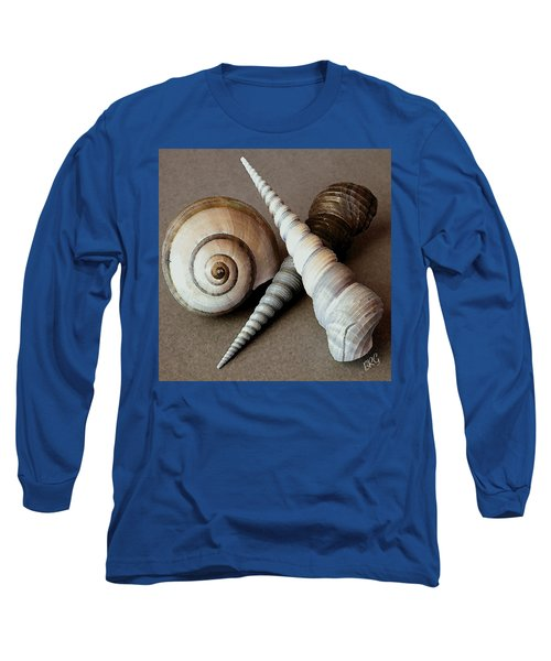 Seashells Spectacular No 24 Long Sleeve T-Shirt