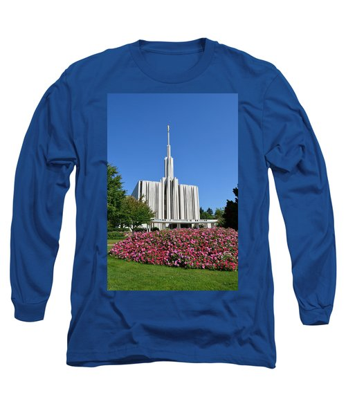 Seattle Temple Long Sleeve T-Shirt
