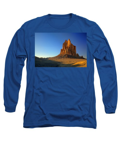 Shiprock Sunset Long Sleeve T-Shirt
