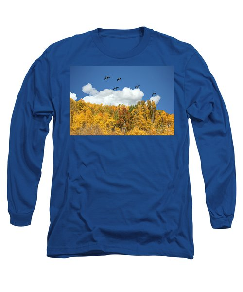 Signs Of The Season Long Sleeve T-Shirt