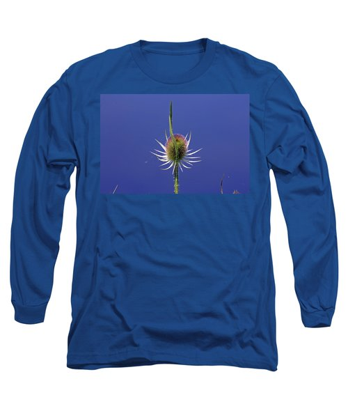 Single Teasel Long Sleeve T-Shirt