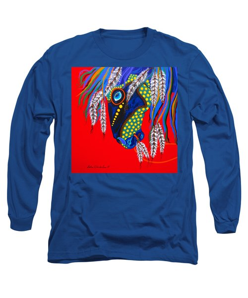 Sky Spirit Long Sleeve T-Shirt