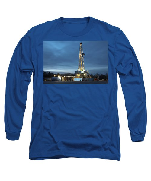 Smooth Drilling Long Sleeve T-Shirt