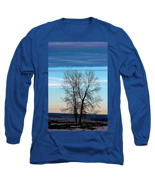 Soldier Creek Sunset Long Sleeve T-Shirt