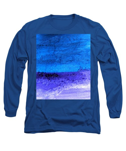 Something Blue Long Sleeve T-Shirt