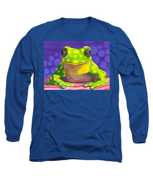 Spotted Frog Long Sleeve T-Shirt