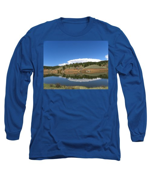Ridge Over Burgess Res Divide Co Long Sleeve T-Shirt