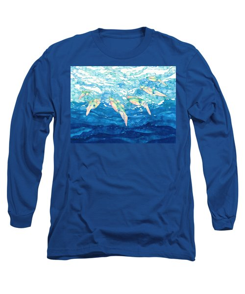 Squid Ballet Long Sleeve T-Shirt