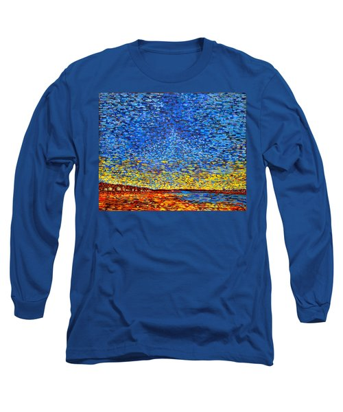 St. Andrews Sunset Long Sleeve T-Shirt