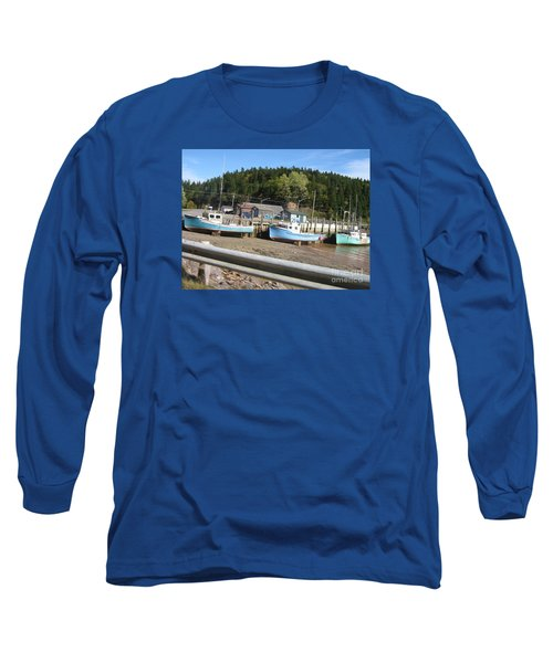 St-martin's Fishing Fleet Long Sleeve T-Shirt