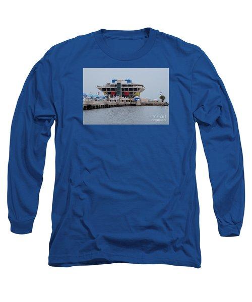 St. Pete Pier Long Sleeve T-Shirt