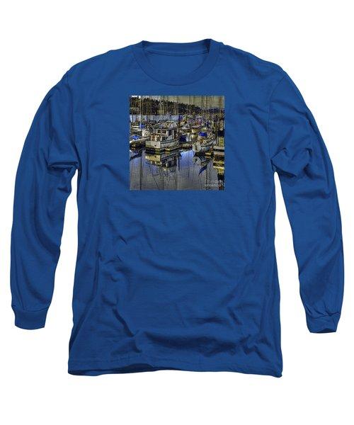 Still Water Masts Long Sleeve T-Shirt