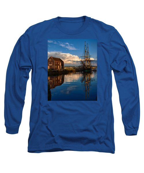 Storm Clearing Friendship Long Sleeve T-Shirt by Jeff Folger