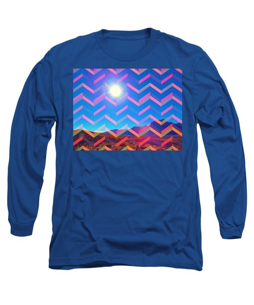 Sun God Long Sleeve T-Shirt