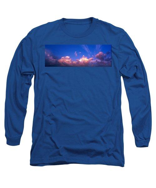 Sunset Phoenix Az Usa Long Sleeve T-Shirt
