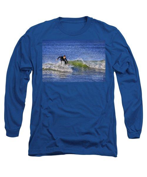 Surfing Usa Long Sleeve T-Shirt