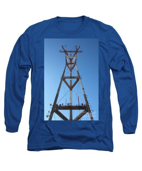 Sutro Tower San Francisco California 5d28079 Long Sleeve T-Shirt
