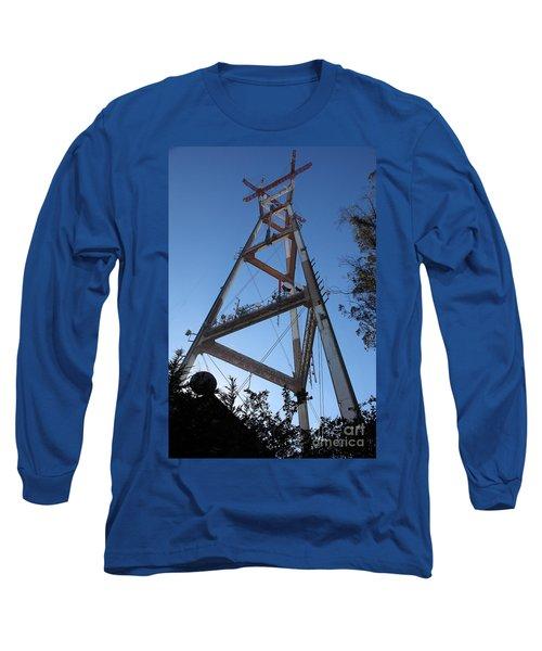Sutro Tower San Francisco California 5d28088 Long Sleeve T-Shirt