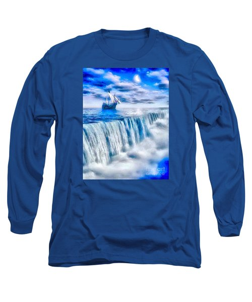 Swallow Falls Long Sleeve T-Shirt